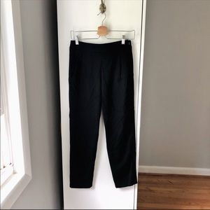 French Connection skinny black cigarette pants 299